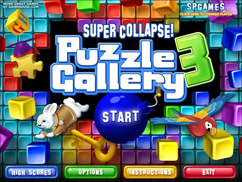 Super Collapse ! Puzzle Gallery 3 game logika seru dan asik