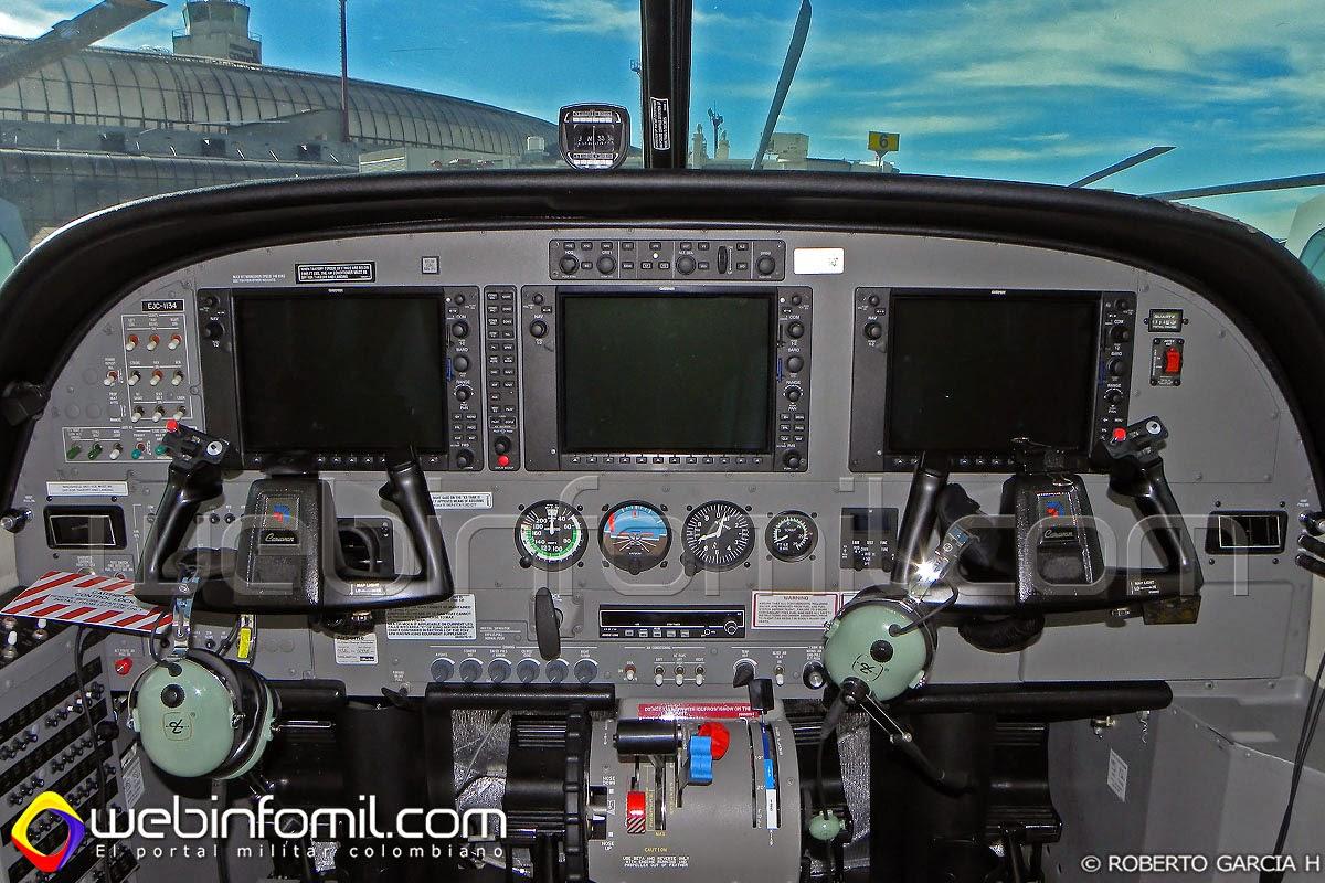Simulador Cessna C208B Caravan codaltec
