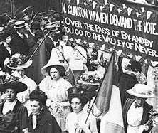 discrimination in the 1800s