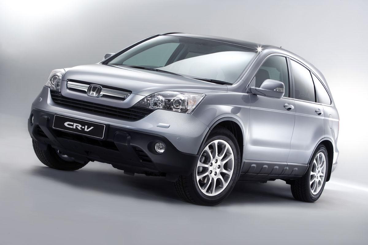 Voitures Et Automobiles La Nouvelle Honda Crv 2012