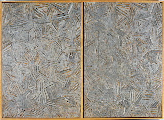 Jasper Johns: The Crosshatch Works