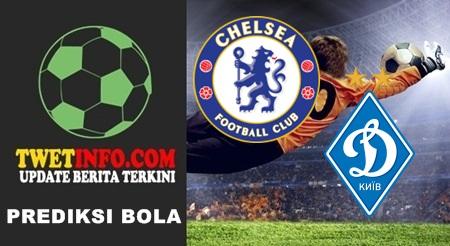 Prediksi Chelsea FC vs Dynamo Kyiv