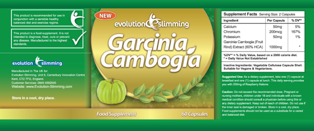 Garcinia Cambogia Dr Oz