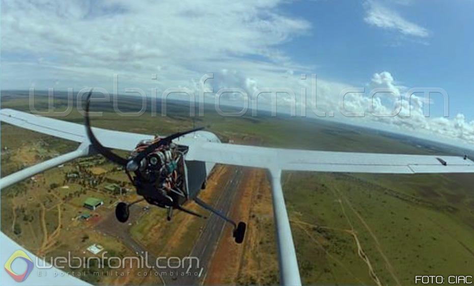 drone uav colombia