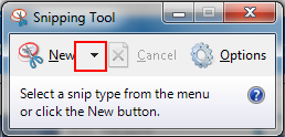 How to Use Windows Screen Capture Tool | Snipping Tool