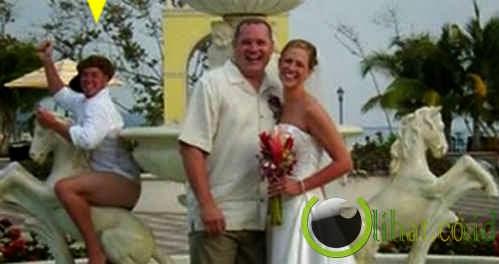 Foto Pernikahan Terburuk