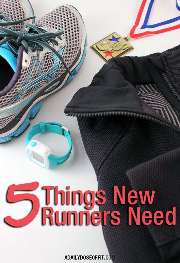 What kind of running gear should a new runner buy?