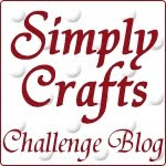 Simply Crafts Challenge Blog