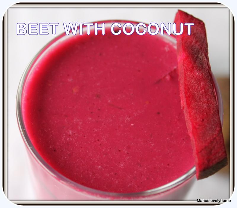 Beet Drinks Recipes