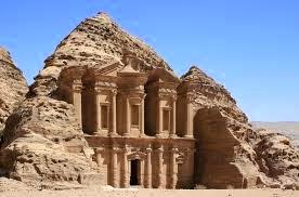 Ciudad de Petra, Jordania maravilla