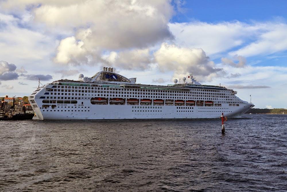 ShipPhoto Cruise Ships At Sydney