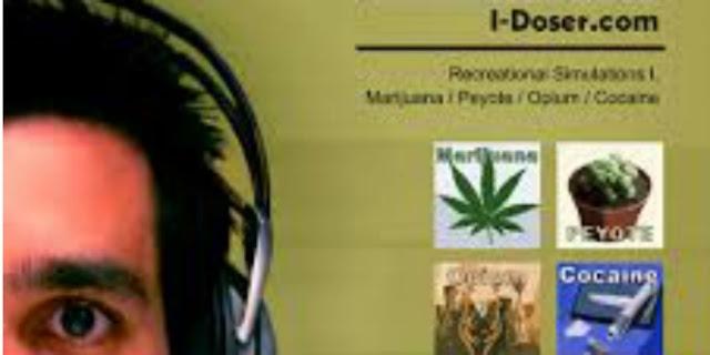 Heboh Aplikasi I-Doser, `Narkoba Digital` Serupa Ganja?