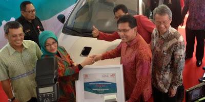 Toyota Indonesia Adakan Sharing Pengalaman di Universitas Hasanuddin
