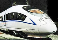 (image - QFD for China bullet trains)