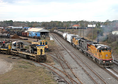 Mdrails Csx Rice Yard Where Old Locomotives Go To Die