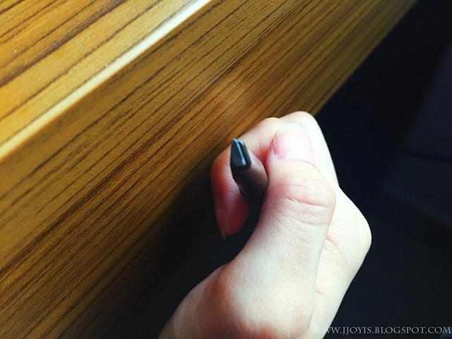 etude house eyebrow crayon angled tip