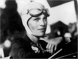 My Heroine,  Amelia Earhart