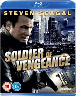 Filme Poster Soldier of Vengeance BDRip XviD & RMVB Legendado
