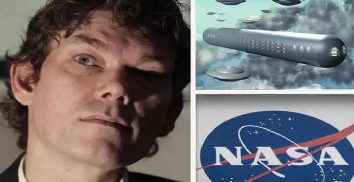 Σκωτσέζος χάκερ αποκαλύπτει τα πολεμικά διαστημόπλοια της Nasa [Βίντεο]