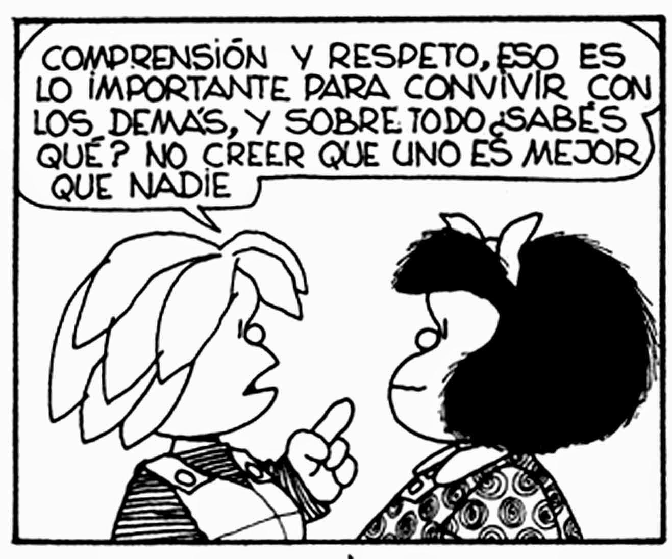 COMPRENSIÓN Y RESPETO PARA CONVIVIR