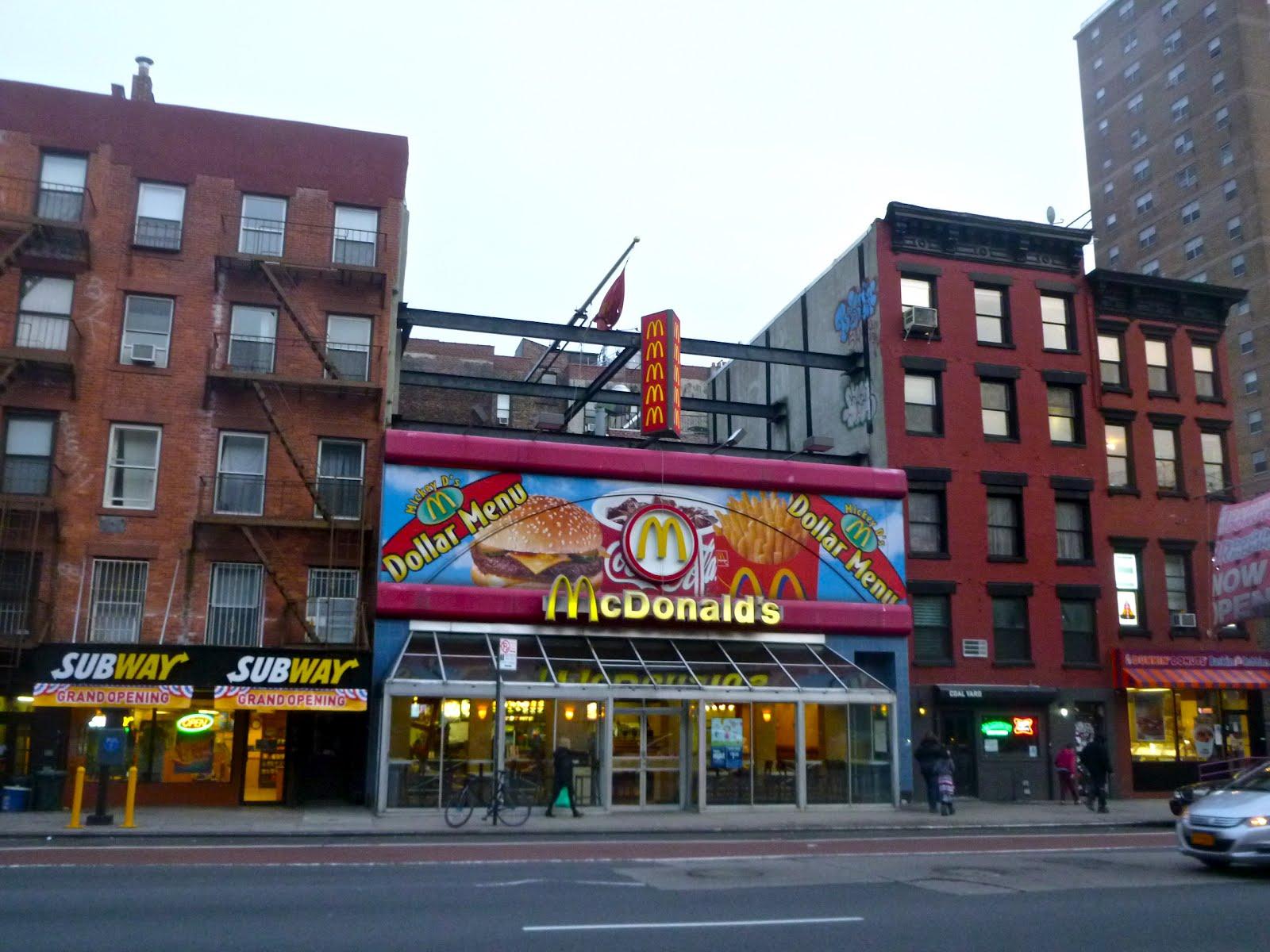 New York Chain Restaurants
