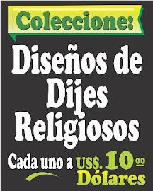 Diseño de Dijes Religiosos