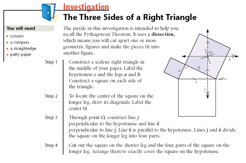 Surprising Uses of the Pythagorean Theorem