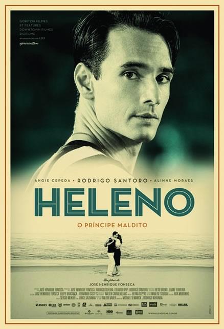 Filme Poster Heleno - O Príncipe Maldito DVDRip XviD & RMVB Nacional