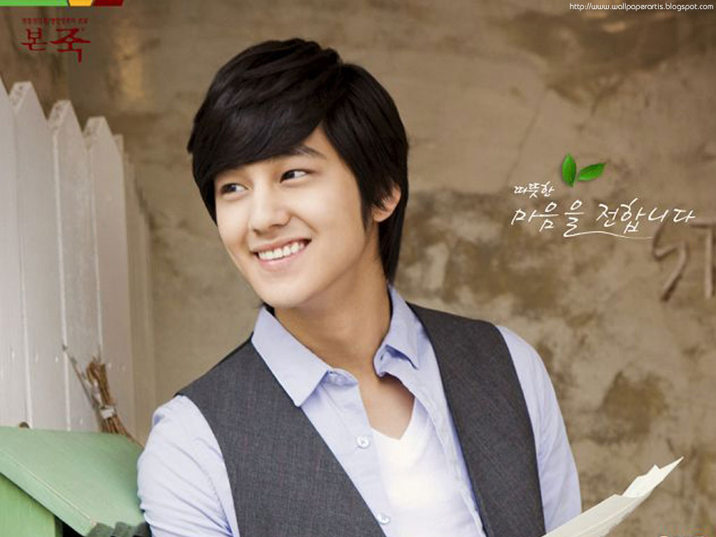Intan Nazila Official Blog Oh Handsome Nya Kim Bum