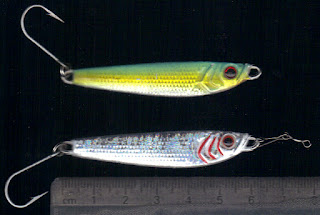 Blue Fox 18 gram 'Trophy' jigging lures