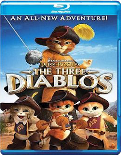 Puss in Boots: The Three Diablos (2012) Bluray 720p 300MB