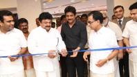 Nagarjuna and Prabhu inaugurate Kalyan Jewellers Showroom at Adyar