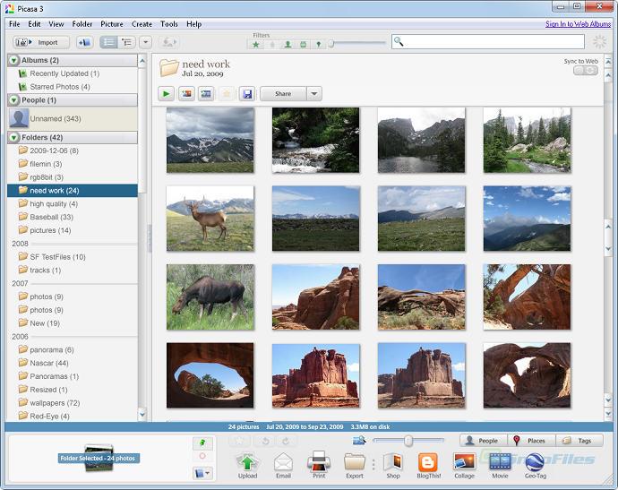 برنامج Picasa39 لتحرير الصور وإضافة التأثيرات عليها,بوابة 2013 picasa2.jpg