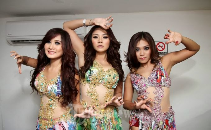 Trio Macan, kumpulan dangdut paling seksi di Indonesia