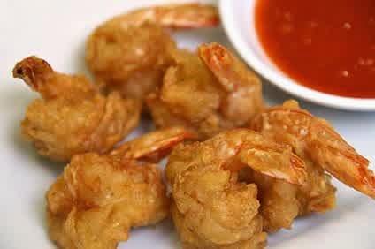 resep udang goreng tepung paling reyah nikmat dan gurih
