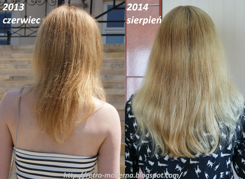 MOJA WŁOSOWA PRZEMIANA Z HAIR MEDIC - przejście do postu po kliknięciu na zdjęcie