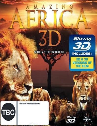 Ver Amazing Africa (2013) Online