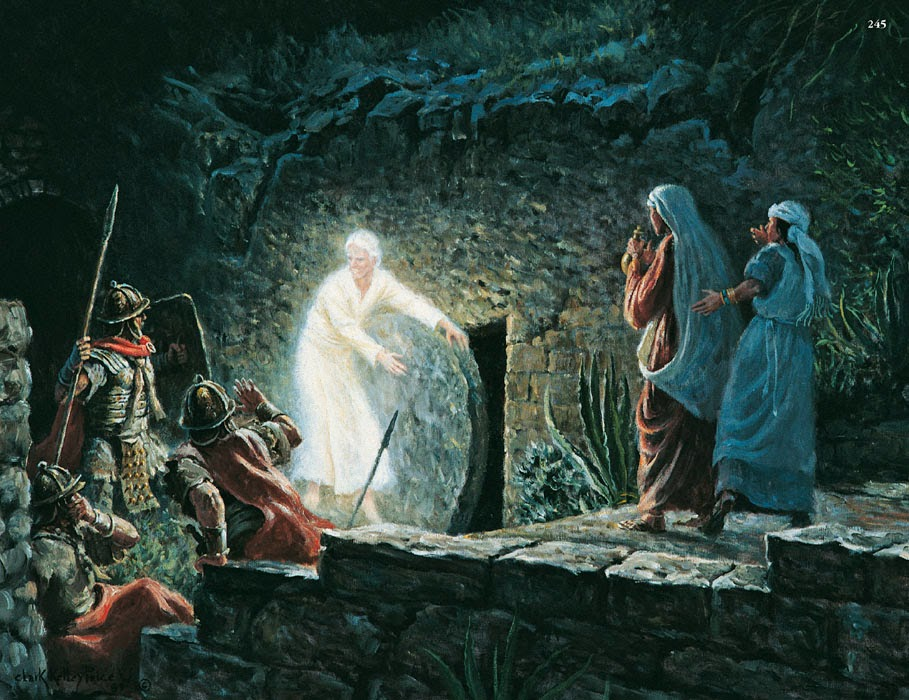 mathews gospel on the death and resurrection of jesus The resurrection of jesus according to and crowds delight in jesus's death about the disappearance of the disciples in matthew's gospel after jesus is.