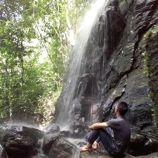 Di Sebulu Ternyata Ada Obyek Wisata Air Terjun Batu Mulia Kutaikartanegaranews Com