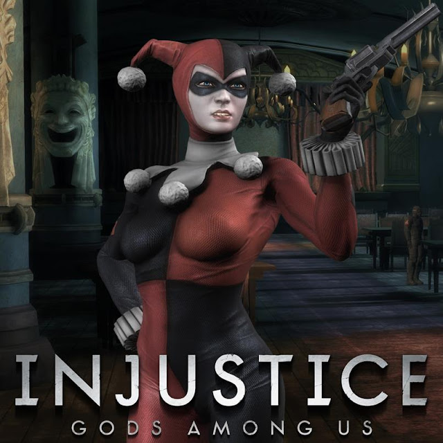 Just revealed on the injustice gods among us facebook page is this dlc