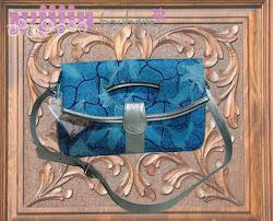Batik Tulis Pamekasan wrna biru