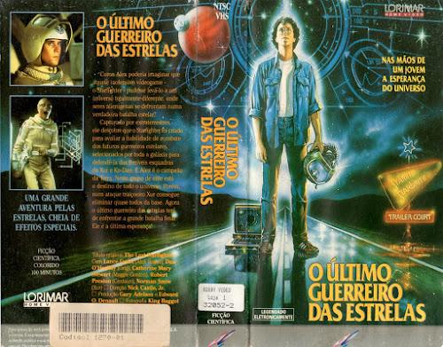O ÚLTIMO GUERREIRO DAS ESTRELAS - THE LAST STARFIGHTER - 1984