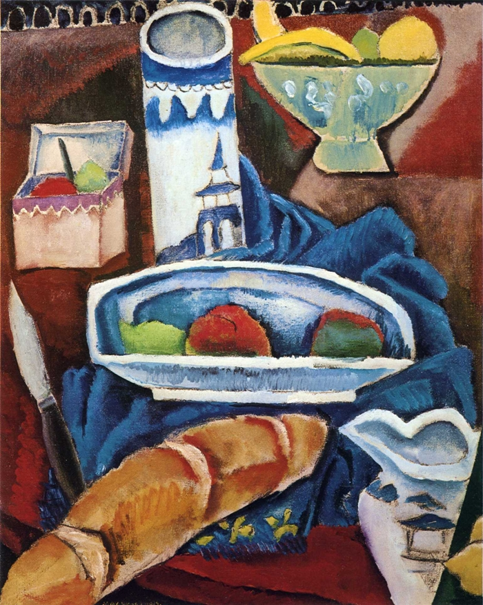 Max Weber 1881-1961 | Cubist american painter