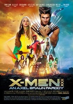X Men XXX An Axel Braun Parody