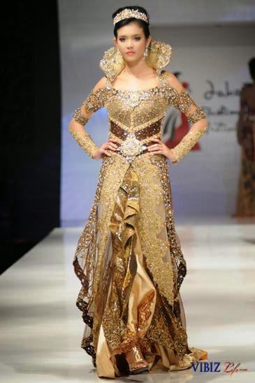 Model Kebaya 2015 Desain Modern Terbaru
