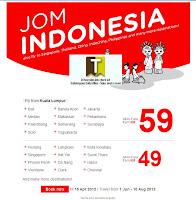 AirAsia Jom Indonesia Promo