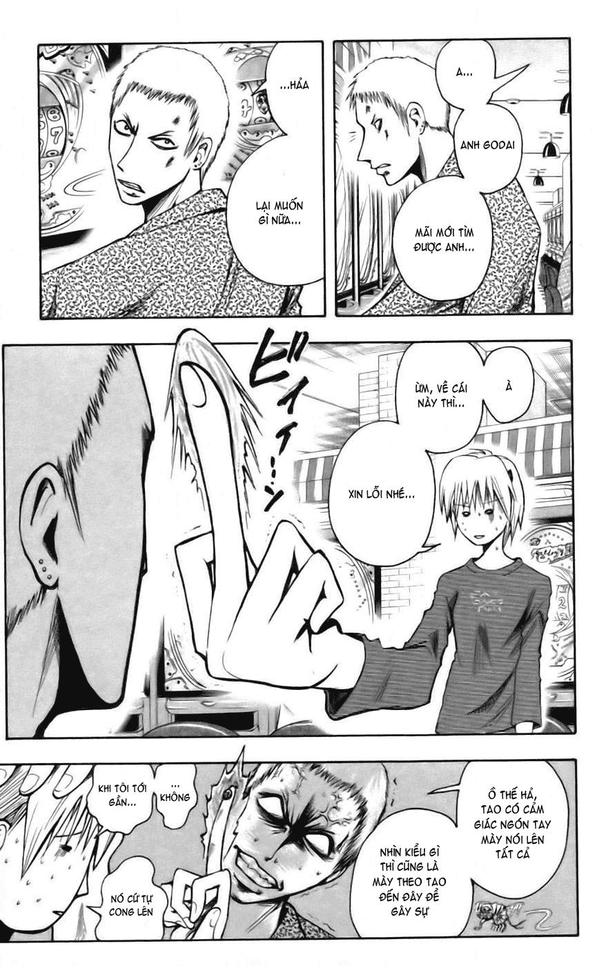 Majin Tantei Nougami Neuro chap 37 - Trang 11