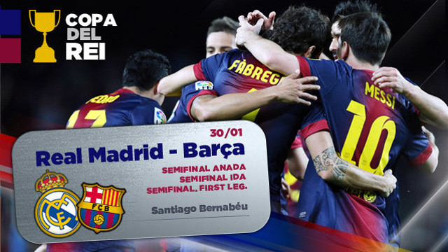Fecha y hora del partido barcelona vs real madrid 30 de for Hora del partido del real madrid