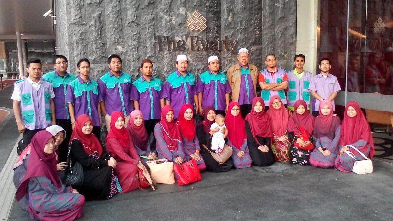 Kakitangan Darul Mubarak Travel & Tours