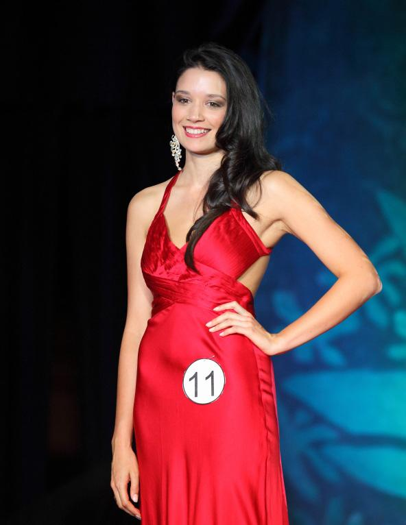 Samantha King,miss earth australia water 2011